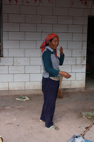 local lady