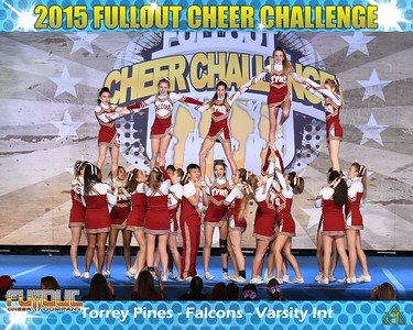 Fullout Cheer Challenge 2-14-15
