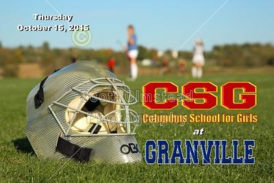 2015 CSG at Granville (10-15-15)