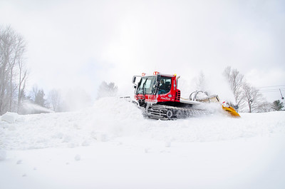 Snowmaking and Grooming