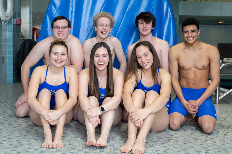 2019 GVHS Swim vs Oxford