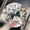 3.06ct Old European Cut Diamond GIA M VS2 12