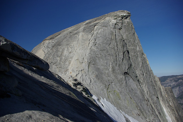 Half Dome Ascent III, May 2008