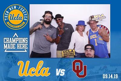 UCLA Bruins vs Oklahoma Sooners Tailgate 2019