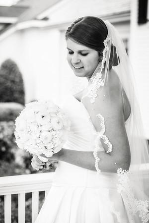 Meredith's Bridal Portraits