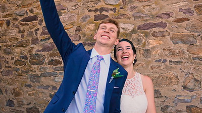 Jake and Sara get married