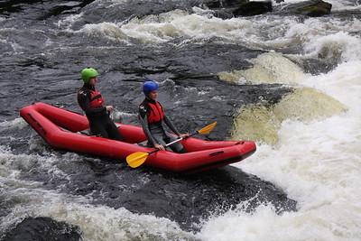 23 08 2018 dockie canoe tay river am