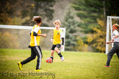 October 31, 2015 - PSC 05 Girls Green - Game vs Marshall