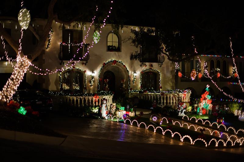 2020 12/20: Sleepy Hollow Christmas Lights
