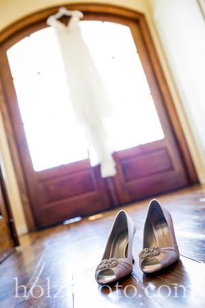 Morgan & Max Color Wedding Photos