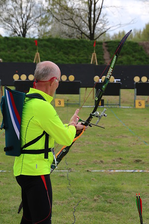 Open Dutch Run-Archery Cup Lichtenvoorde 2016