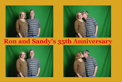 Sandy and Ron