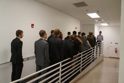 Blue Bridge Networks - Data Center Tour by Business Management Class
