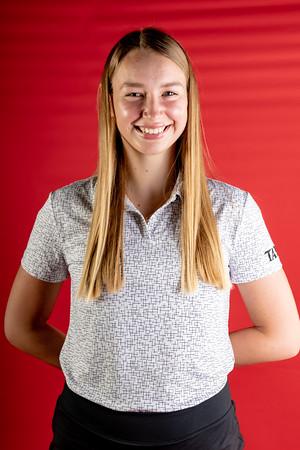 2020-21 Women's Golf Team Photos