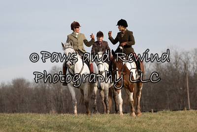 December 30, 2020 Amwell Valley Hounds @ Planeta Stables