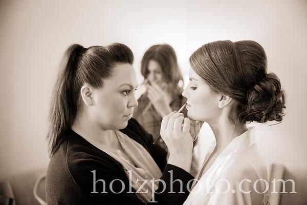 Alexandra & Drew Creative Wedding Photos