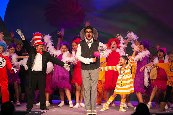 YPAC Seussical 2012