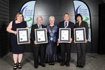 NZIFST Awards