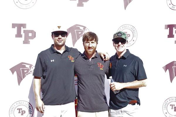 TPLAX Golf Fundraiser,  2-3-18