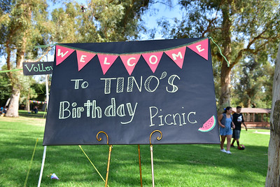 Tinos 90th Birthday BBQ Aug 13, 2017