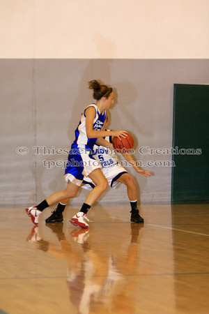 Lady Royals Blue VS Cincinnati Falcons