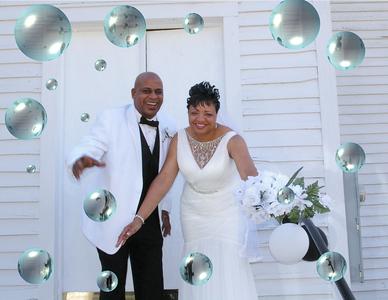*Johnathan & Terry Alston* Wedding