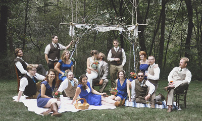 Ellsworth-Hoffman Wedding