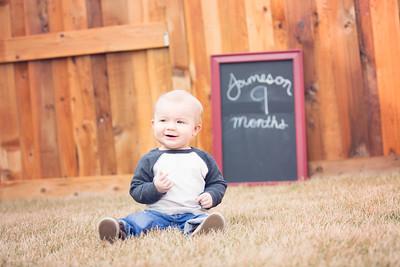 Jameson 9 Month