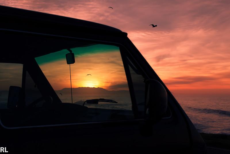 VW Van View
