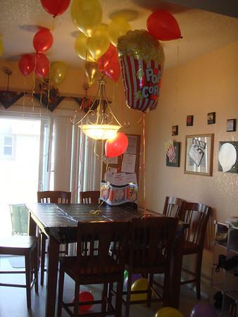 Megans 9th Birthday