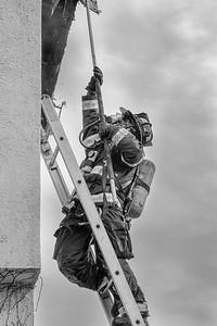 North Ave. Fire (Bridgeport, CT) 12/28/20
