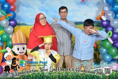 190413   Embun Pagi Islamic School Kindergarten Year End Concert & Graduation 2019