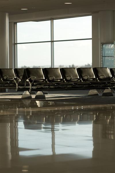 Still waiting for my flight ;_;
