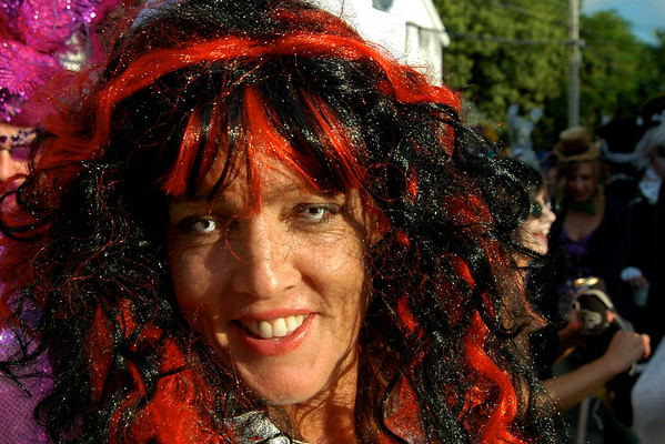 Key West Halloween Faces & Fun