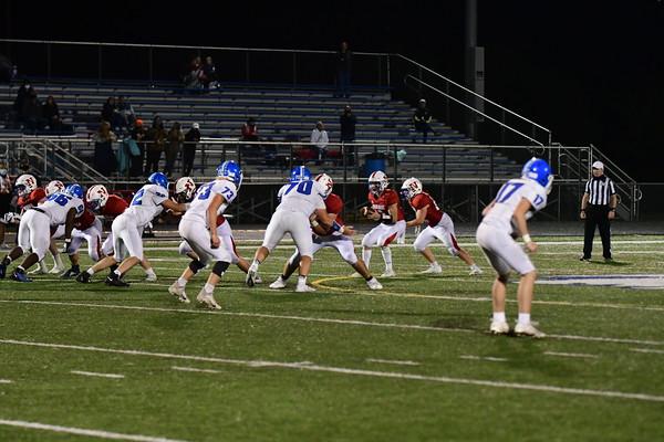 Varsity Football vs Bennington