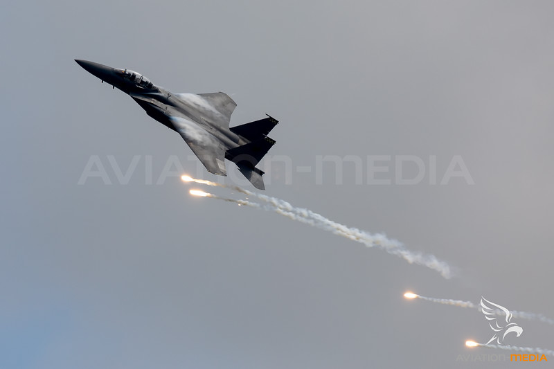 Singapore - Air Force | Boeing F-15SG Strike Eagle | 8321
