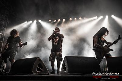 Cowboys From Hell (ITA) @ Miracle Metal Meeting - Deinze - Belgium