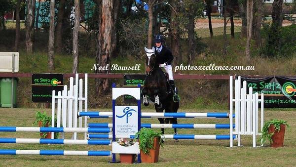 2017 NSW Inter-School Show Jumping