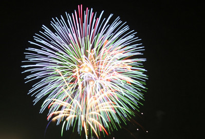 7-2008 Fireworks