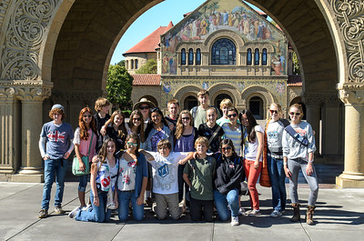 8th Grade Visits to Stanford