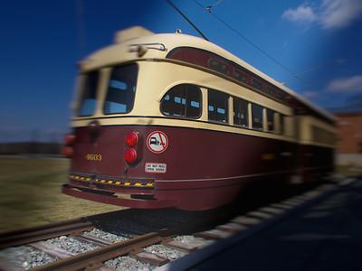 Washington, DC--National Capital Trolley Museum