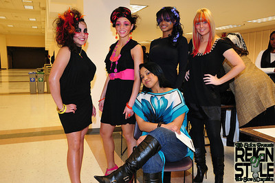 1st Annual Reign of Style 3.8.09