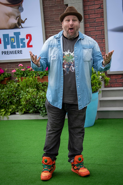 WESTWOOD, CALIFORNIA - JUNE 02: Stephen Kramer Glickman attends the Premiere of Universal Pictures' 'The Secret Life Of Pets 2' at Regency Village Theatre on Sunday, June 02, 2019 in Westwood, California. (Photo by Tom Sorensen/Moovieboy Pictures)