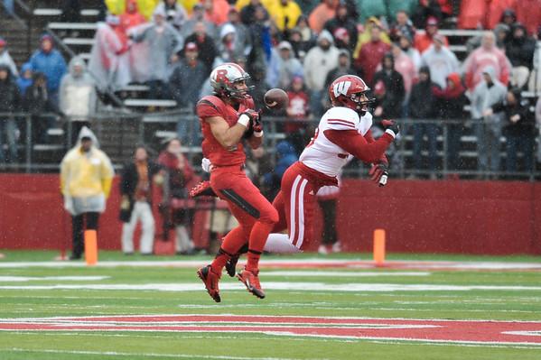 Wisconsin at Rutgers 11/1