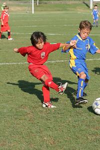 U10 Arsenal Team fall 9-08-2007