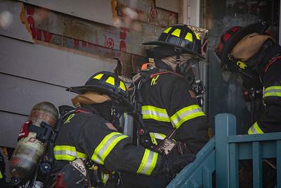 9795 Saybrook Street House Fire