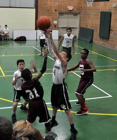 Boys' Basketball 1/27/17