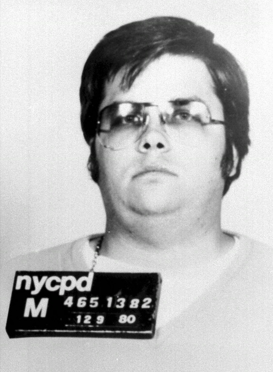 ". 7. (tie) MARK DAVID CHAPMAN <p>Imagine there�s no parole ... It�s easy if you try � (unranked) </p><p><b><a href=""http://www.nydailynews.com/new-york/nyc-crime/exclusive-mark-david-chapman-stay-prison-john-lennon-murder-parole-board-article-1.1913449\"" target=\""_blank\""> LINK </a></b> </p><p>   (NYC PD/AFP/Getty Images)</p>"