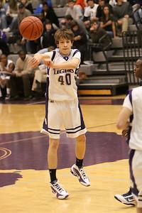Darlington Varsity Boys 12-11-09
