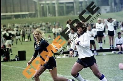 1982-1983 Women's Soccer